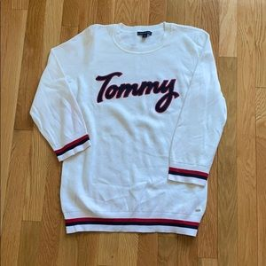 Tommy Hilfiger Crew Neck Long Sleeve Shirt